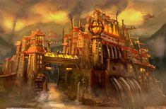 Concept-steampunk-castle