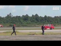 Aereo militare si schianta in Thailandia, muore pilota