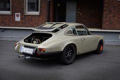 Restomod Porsche 911