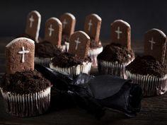 Halloweenske cupcakes Masky, Cupcakes, Kids, Young Children, Cupcake Cakes, Boys, Children, Boy Babies, Child