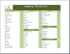Checklist Templates Word Inspiration Business Trip Checklist  Word  Pinterest  Business And Organizing