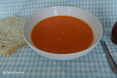 Tomato and Lemongrass Soup - Just had something like this and it was YUM! Lemongrass Soup, Lemon Grass, My Recipes, Pudding, Cooking, Desserts, Food, Kitchen, Tailgate Desserts