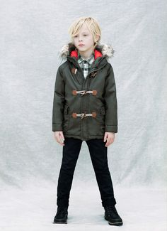 3d8228fe0ed Cozy warm (November - Kids - Lookbook - ZARA United States) Zara Kids  Clothing