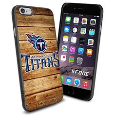 """Tennessee Titans Wood iPhone 6 4.7"""" Case Cover Protector for iPhone 6 TPU Rubber Case SHUMMA http://www.amazon.com/dp/B00VR4AYZO/ref=cm_sw_r_pi_dp_9vOhwb05AGJBA"""
