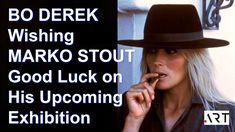 Marko Stout: YouTube clip Bo Derek, Multimedia Artist, Artist Profile, Fine Art Gallery, Love Art, Celebs, York, American, City