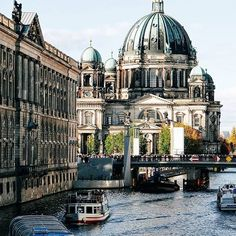 Berlin, Germany....Still my favorite city in the world  what's yours?