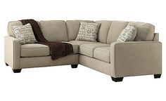 Ashley Furniture Aleyna 2-Piece Sectional for Living Room