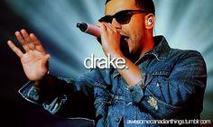 awesome canadian things - Drake