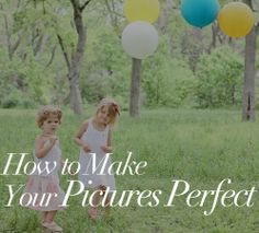 five tips for better family photos