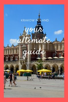 Looking for what to do and see in Krakow, Poland ? Check our ultimate guide on top things to do and see in Krakow.