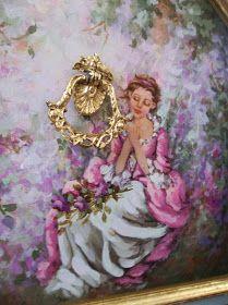 original jonny petros paintings, nature paintings, impressionism, floral paintings, portraiture, angel cherub paintings, rococo style