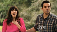 Best part of this episode haha Nick's face is priceless! New Girl Story Of My Life, New Girl, Haha, Favorite Things, Men Casual, Mens Tops, Fashion, Moda, Fashion Styles
