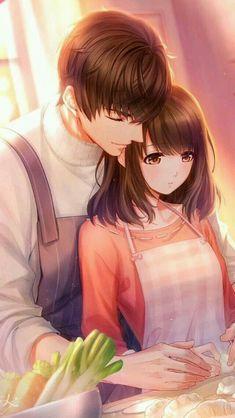 Wall Paper Anime Manga Character Design Ideas For 2019 Anime Couples Cuddling, Romantic Anime Couples, Anime Couples Drawings, Anime Couples Manga, Anime Couples Sleeping, Couple Anime Manga, Anime Cupples, Anime Love Couple, Kawaii Anime