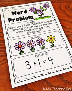Math Goal Cards - Lower Grades | Math, Kindergarten and Chart