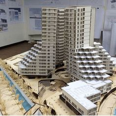 Model by @lineartstudio #archi_students