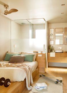 12_Domitorio en madera con baño integrado separado por pared de cristal_00406255