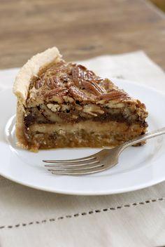 Gluten Free Ratio Rally: Deep-Dish Chocolate Bourbon Pecan Pie