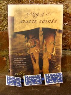 """Song of the Water Saints"" by Nelly Rosario. La Casa Azul Bookstore loves #LatinoLit"