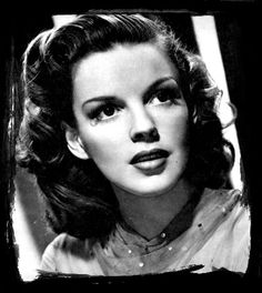 Judy Garland. I am sad whenever I think about all the personal depression she had.  She was lovely and talented and I hope she had moments of joy in her life.