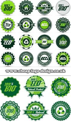 eco bio logo design ideas www.cheap-logo-design.co.uk #ecologo #biologo #logodesign Web Design, Design Ideas, Graphic Design, Cheap Logo, Logo Designing, Badge Template, Unique Logo, Stationery Design, Apparel Design