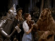 "Judy Garland couldn't stop giggling while filming the scene in which Dorothy slaps the Cowardly Lion. The director, Victor Fleming, took her aside and slapped her. She returned to the set and filmed the scene in one take. | 17 Things You Probably Didn't Know About ""The Wizard Of Oz"""