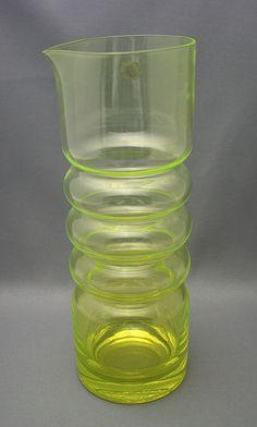 Lasi kaadin, Tzarina, Nanny Still Lassi, Glass Collection, Finland, Shot Glass, Glass Art, Retro Vintage, Tableware, Fat, Interiors