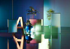 #aesthetics #colour #stilllife #jungle #reflexion #artdirection #design RAFAEL #MERINO