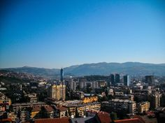 Digital Nomad community member Zsuzsi Bayer's guide to Living in Sarajevo, Bosnia and Herzgovina including information on cost of living in Sarajevo. Digital Nomad, Bosnia, Seattle Skyline, San Francisco Skyline, Community, Travel, Voyage, Viajes, Traveling