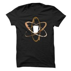 #beer #coffee #drinking... Cool T-shirts  Coffee Atom 2 - (Cua-Tshirts)  Design Description: The building blocks of life .... coffee!  If you don't utterly love this design, you'll SEARCH your favorite one by way of using search bar on the header....