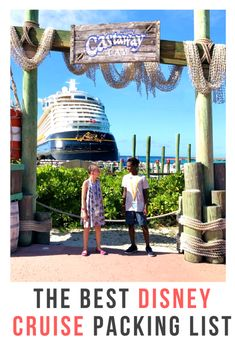 The ULTIMATE Disney Cruise Packing List. This is the BEST list for families and it includes a FREE printable to make packing easy! Disney Cruise Line, Disney Halloween Cruise, Top Cruise, Disney Vacation Club, Best Cruise, Cruise Tips, Cruise Travel, Cruise Packing, Cruise Vacation
