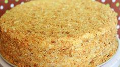 Для меня самый вкусный торт «Наполеон» не сравнится ни с каким другим, просто обожаю этот торт за легкость и великолепный вкус