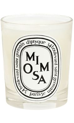 Dyptique Candles, So Extravagant This is one of my favorites!