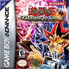 Yu-Gi-Oh 7 Trials to Glory - Game Boy Advance Game