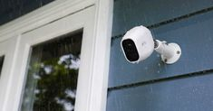 10 Home Security Cameras to Keep an Eye on Your Home - Design Milk Wireless Home Security Cameras, Wireless Home Security Systems, Security Alarm, Security Cams, Best Home Security System, Home Security Tips, Security Camera System, Home Safety, Digital Trends
