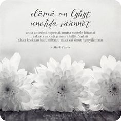 Lyric Quotes, Me Quotes, Cool Words, Wise Words, Finnish Words, Truth Of Life, Life Advice, Life Inspiration, Positive Quotes