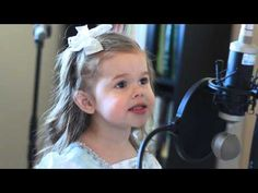 """This cute little one has become an internet sensation when her dad uploaded her singing The Little Mermaid classic, """"Part of Your World."""" Her cute rendition of the song has now more than 9 million views on YouTube. Whoah! Read more ==> http://gwyl.io/claire-adorably-sings-part-of-your-world/"""