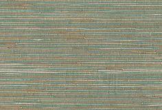Grasscloth, Turquoise on OneKingsLane.com