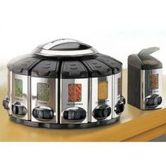 Select-A-Spice Carousel #cooking