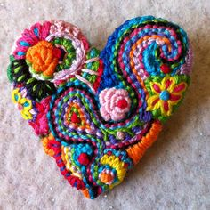 free form embroidery - Google Search
