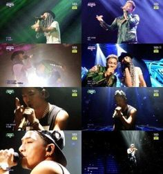 Taeyang belts out 'Eyes, Nose, Lips' with G-Dragon's support on SBS' 'Inkigayo' http://www.allkpop.com/article/2014/06/vixx-wins-1-on-the-june-7th-episode-sbs-inkigayo-other-great-performances … v pic.twitter.com/RV62sMNgks