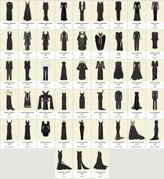 The Best Simple Black Oscars Dresses in History The Most Iconic Actresses Wore Black to the Oscars Dress Design Drawing, Dress Design Sketches, Fashion Design Drawings, Fashion Sketches, Fashion Terminology, Fashion Terms, Icon Fashion, Fashion Infographic, Fashion Drawing Dresses