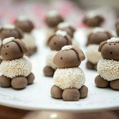 Docinhos de ovelhinha