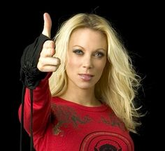 Arch Enemy Singer | Angela Gossow - Lead singer - Arch Enemy