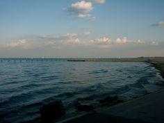 Lake Michigan from Chicago!