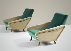 Gio Ponti. The best. KAGADATO selection. **************************************Gio Ponti, 1954