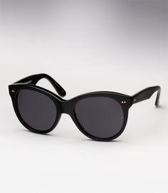 f42e990dbbdd Oliver Goldsmith Manhattan - Black (Audrey Hepburn s Breakfast at Tiffany s  glasses!