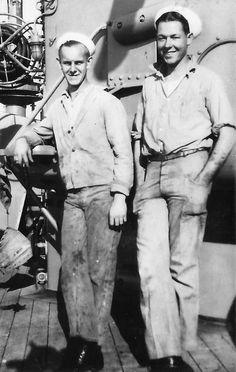 Swear Like a Sailor Vintage Photographs, Vintage Photos, Friendship Photos, Man Of War, Navy Sailor, Alternate History, Great Life, Old Photos, Vintage Men