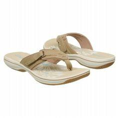 Clarks Women's Breeze Sea Flip Flop at shoes.com