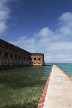 Dry Tortugas National Park — Florida