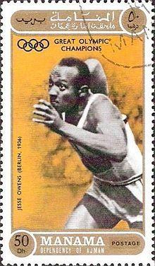 Jesse Owens - Wikipedia, the free encyclopedia